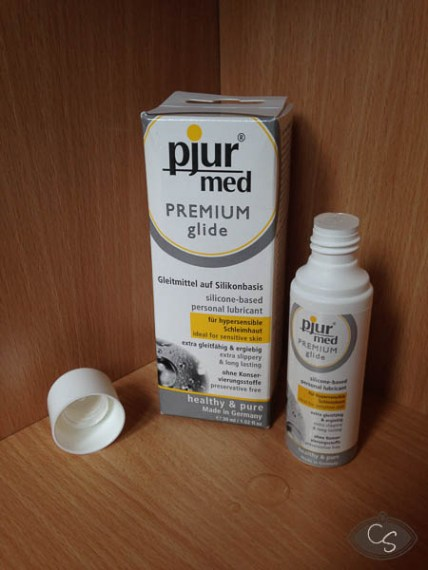 Pjur Med Premium Glide Silicone Sex Lubricant Review