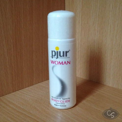 Pjur Woman Body Glide Silicone Sex Lubricant Review