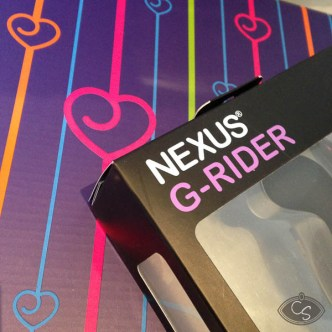 Nexus G-Rider 5 Function Silicone G-Spot Vibrator Prostate Massager Review
