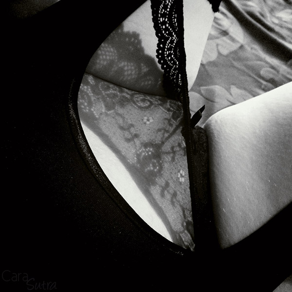 Sinful Sunday: Shadow of Sin Black and white
