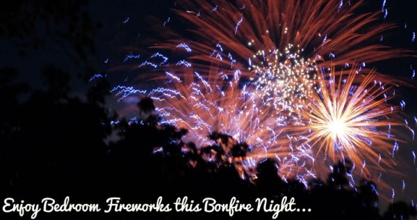 5 Ways To Enjoy Fireworks In The Bedroom