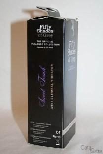50 Shades Clit Massager Vibrator-3