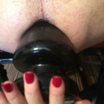 Cal Ex XXXL Butt Plug-3