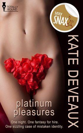 Kate Deveaux Erotic Author Spotlight Series Feature