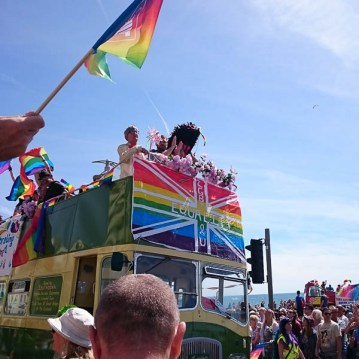 pride brighton 2015 parade cara sutra-105
