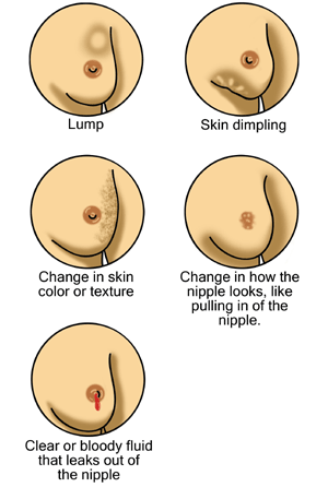 how to check your breasts properly breast cancer awareness month
