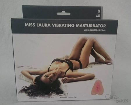 Linx Miss Laura Vibrating Pussy Masturbator Review Pleasure Panel Simply Pleasure