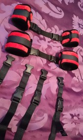 Liberator Seduction Bondage Set Cuffs and Straps Cara Sutra-3