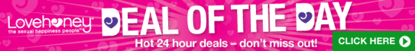 deal of the day lovehoney
