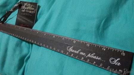 Fifty Shades of Grey Spanking Ruler - Pleasure Panel Review-2