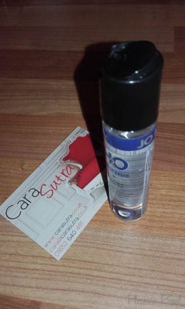 System JO H2O Water Based Lube Review Cara Sutra Pleasure Panel Minxy Mischief