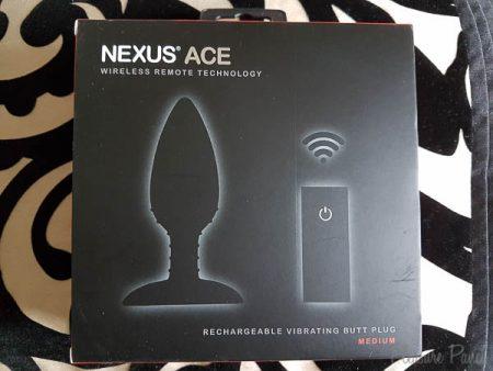 Nexus Ace Medium Remote Control Butt Plug Review Cara Sutra Pleasure Panel-4