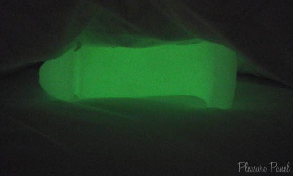 GODEMICHE Glow In The Dark Adam Dildo Review Cara Sutra Pleasure Panel-9