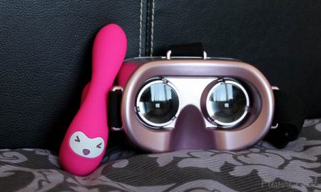 BKK VR Glasses With Dual Stim Vibrator Controller Review Pleasure Panel-8