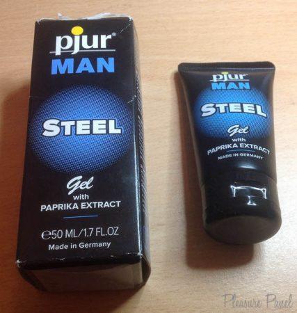 Pjur Man Steel Gel Review