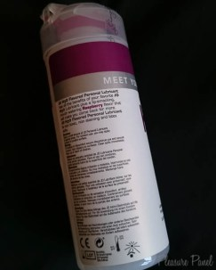 System JO H2O Raspberry Sorbet Flavoured Lube Review