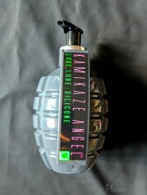Kamikaze Angel Silicone Lube Grenade Review-4