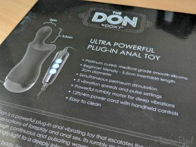 The Don by Doxy Vibrator Review