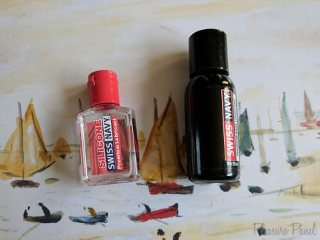 Swiss Navy Premium Silicone Lube Review
