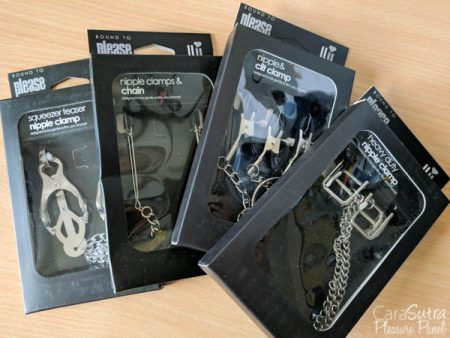 Loving Joy Bound to Please Heavy Duty Nipple Clamps Review