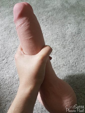 Pipedream King Cock 8 Inch Dual Density Cock with Balls Review