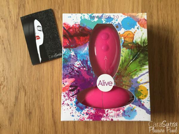 Alive Magic Egg Remote Vibrating Love Egg Review-1