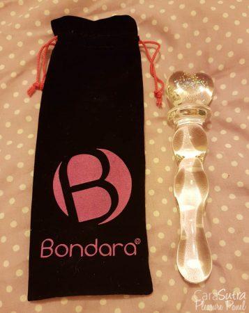Bondara Glass Glitter Heart Dildo Review