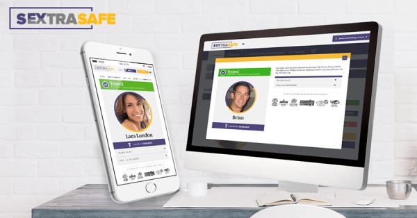 Sextrasafe Promoting Safe Online Dating And Safer Sex