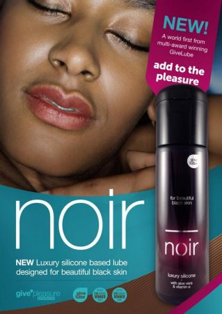 Give Lube Noir Gel Lube Review