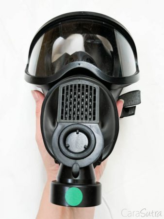 MEO BDSM Breath Control Gas Mask Review