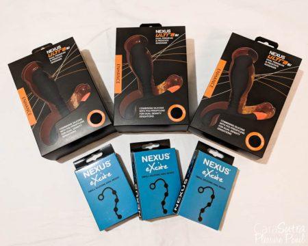 Nexus Ultra Si Prostate Stimulator Review