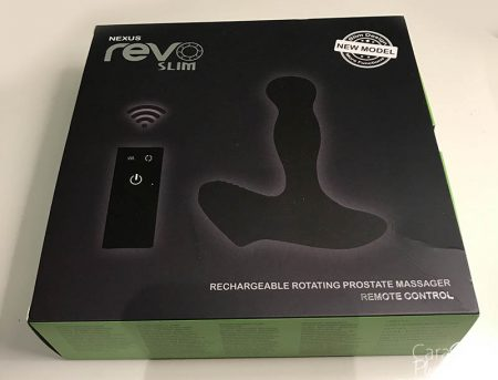 Nexus Revo Slim Prostate Massager Review