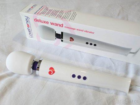 Lovehoney Deluxe Extra Powerful Mains Powered Magic Wand Vibrator Review