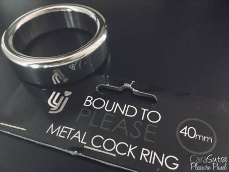 Loving Joy Bound to Please Metal Cock and Ball Ring 40mm Review