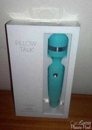 PowerBullet Pillow Talk Cheeky Wand Vibrator Review