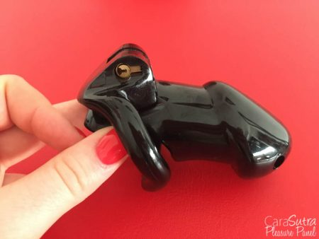 House of Denial Holy Trainer V2 Standard Black Chastity Device Review
