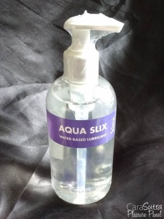 Kinx Aqua Slix Water Based Lubricant Review