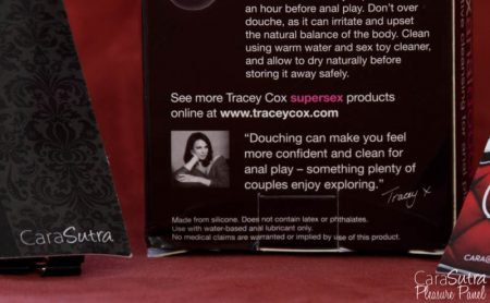 Tracey Cox Supersex Anal Douche Review
