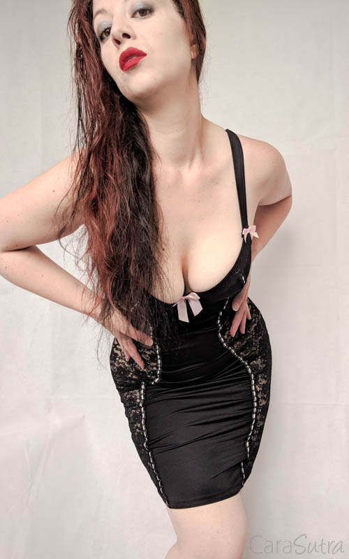 Lovehoney Seduce Me Push Up Dress Review-30