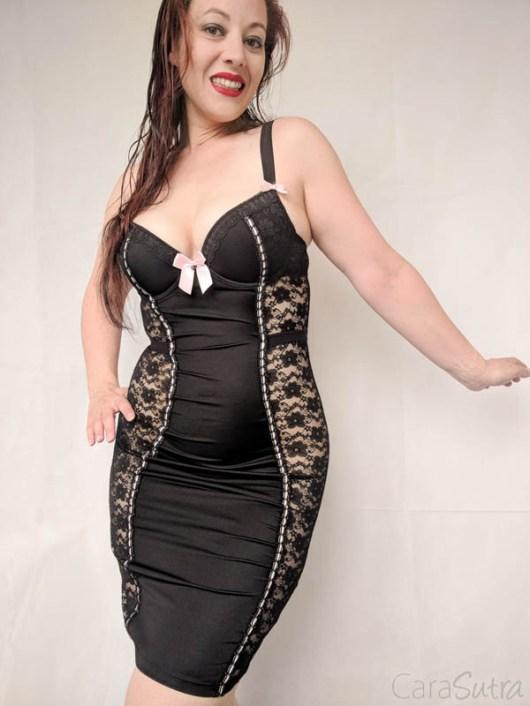 Lovehoney Seduce Me Push Up Dress Review-6