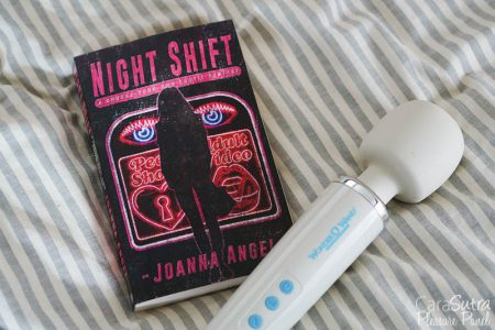 Erotic Choose Your Own Adventure Book Night Shift by Joanna Angel Review