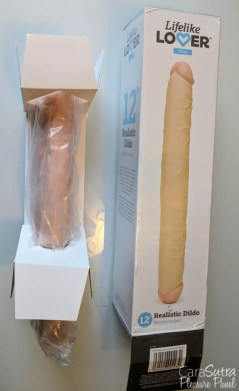 Lifelike Lover Ultra Realistic Double Ended Dildo 12 Inch Review-1