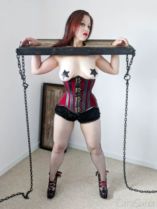 Lodbrock Handmade Wooden BDSM Pillory Set Review-106