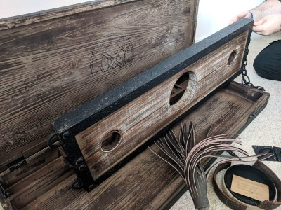 Lodbrock Handmade Wooden BDSM Pillory Set Review-7