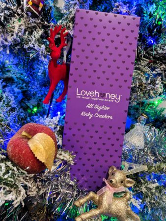 Lovehoney All Nighter Couples Sexy Christmas Crackers Review