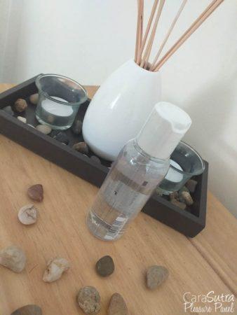 Kinx Aqua Slix Cooling Water-Based Lubricant Review