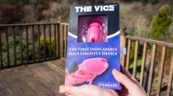 Locked In Lust The Vice Standard Pink Chastity Device Review-11