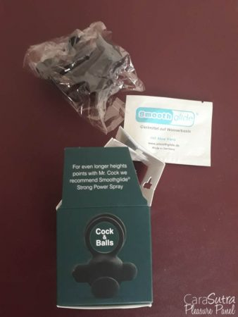 Mr Cock Ultimate Vibrating Silicone Cock Ring Review