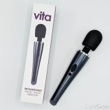 Loving Joy VITA Rechargeable Wand Vibrator Review
