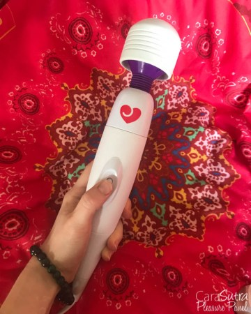 Lovehoney Classic Mains Powered Wand Review